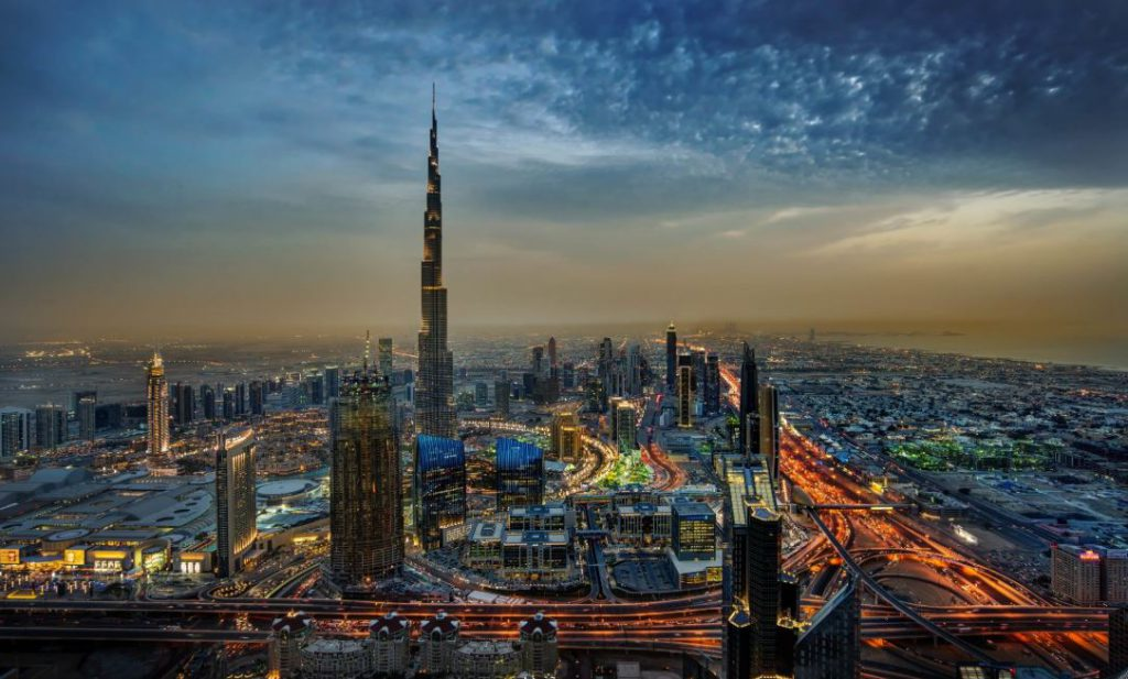 Dubai rental properties